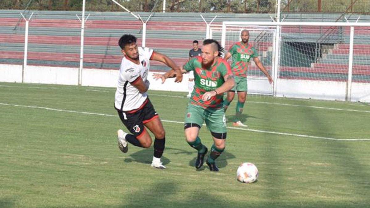 El Deportivo Maipú logró un valioso punto ante Agropecuario
