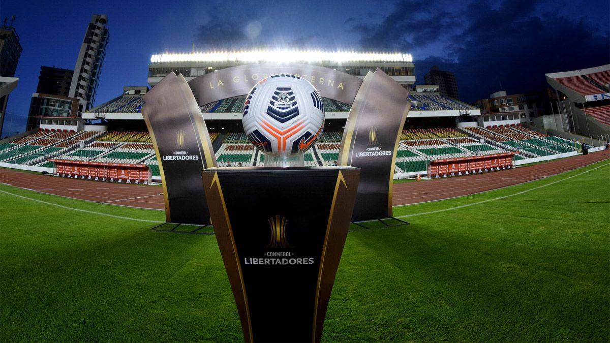 Se sorteará las Copas Libertadores y Sudamericana 2021