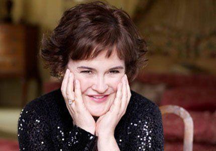 Susan Boyle busca novio