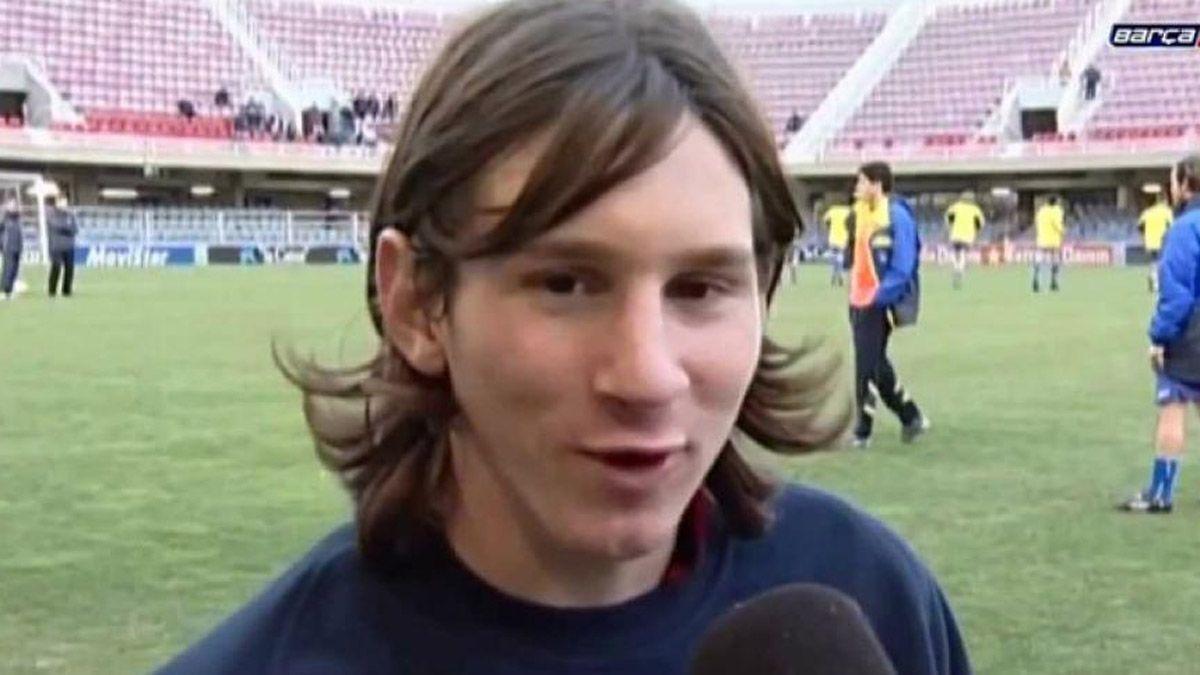Susi Caramelo contó cómo Messi la invitó a su casa