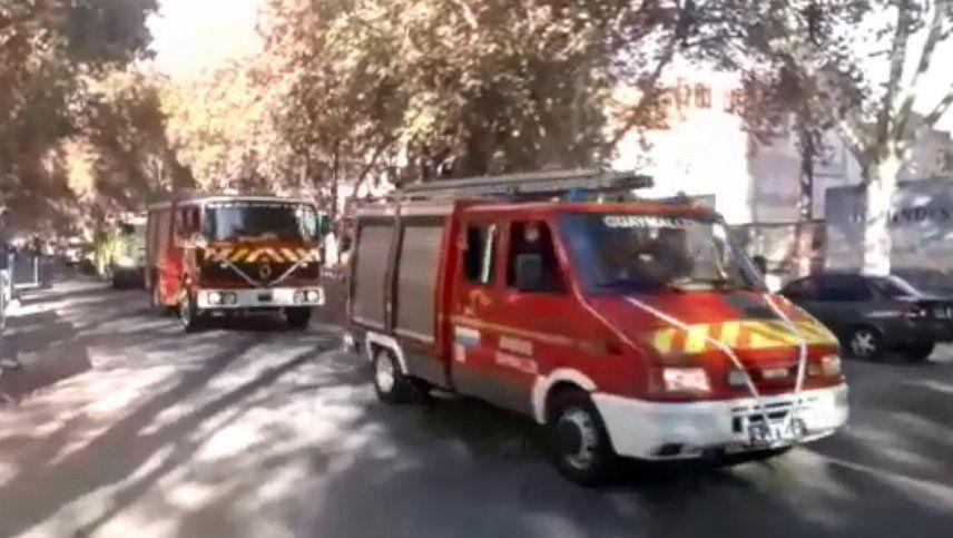 Un joven de 24 años terminó con el 70% de su cuerpo quemado al incendiarse su casa