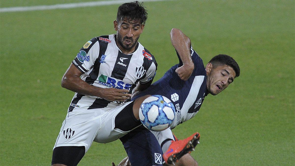 Independiente y un pobre empate ante Central Córdoba