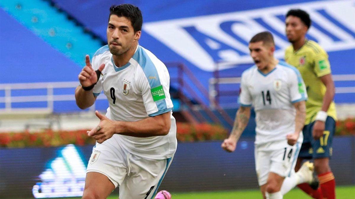 Uruguay consiguió un gran triunfo en Barranquilla