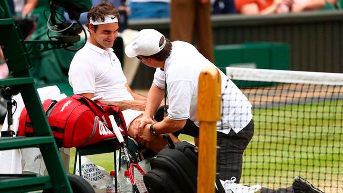 Federer comprometió su presencia en el Abierto de Australia