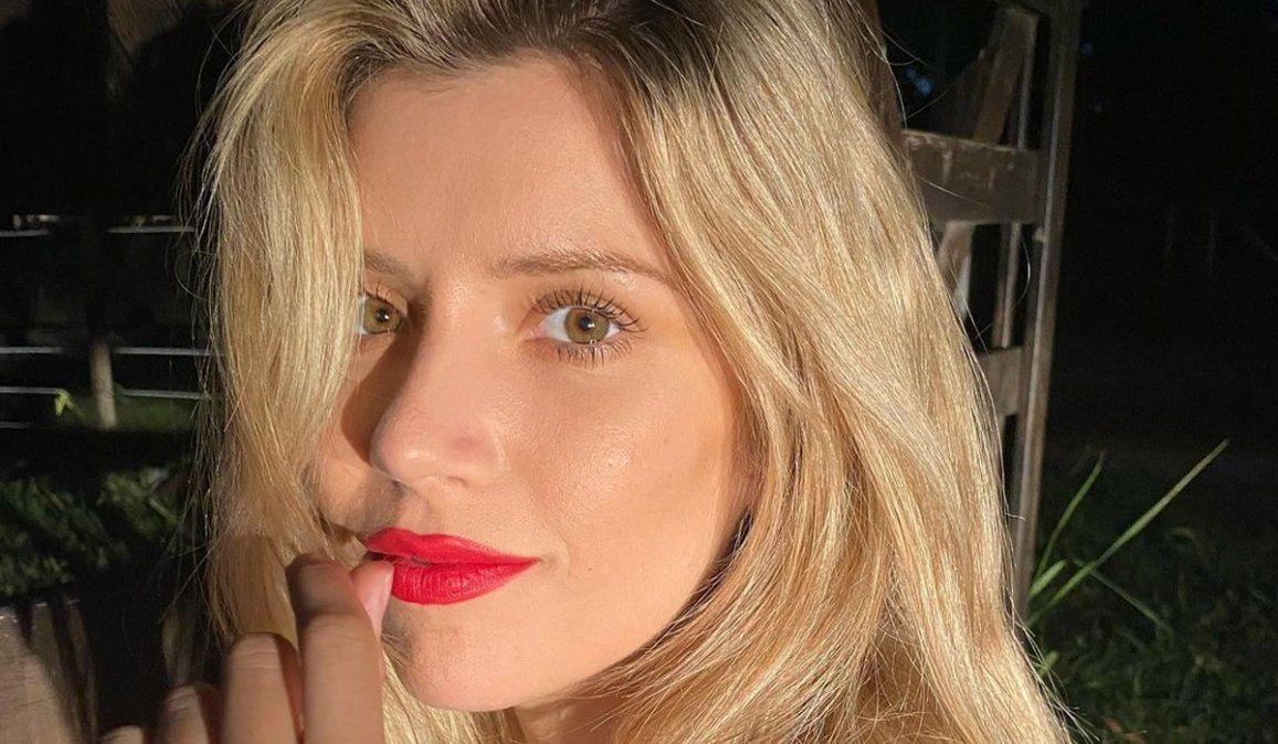 ¡Parece otra! Laurita Fernández, sin una gota de maquillaje... ¿o engañó a todos?