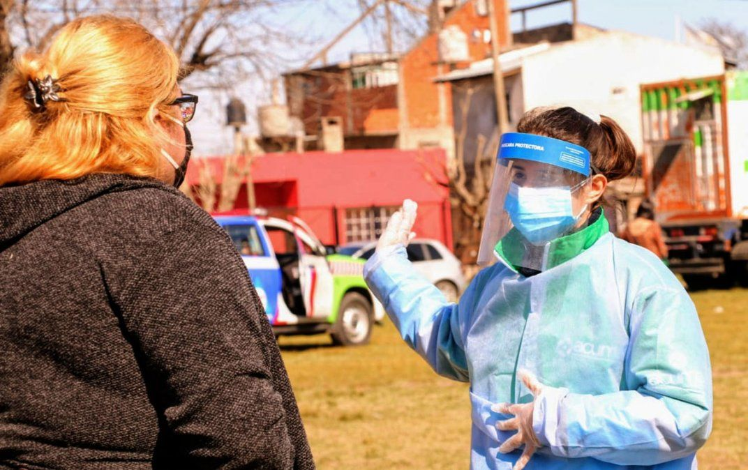 Coronavirus en Argentina. Se sumaron más de 100 muertos en las últimas horas.