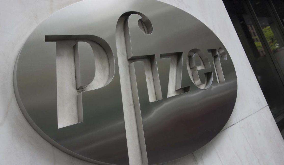 Pfizer anunció