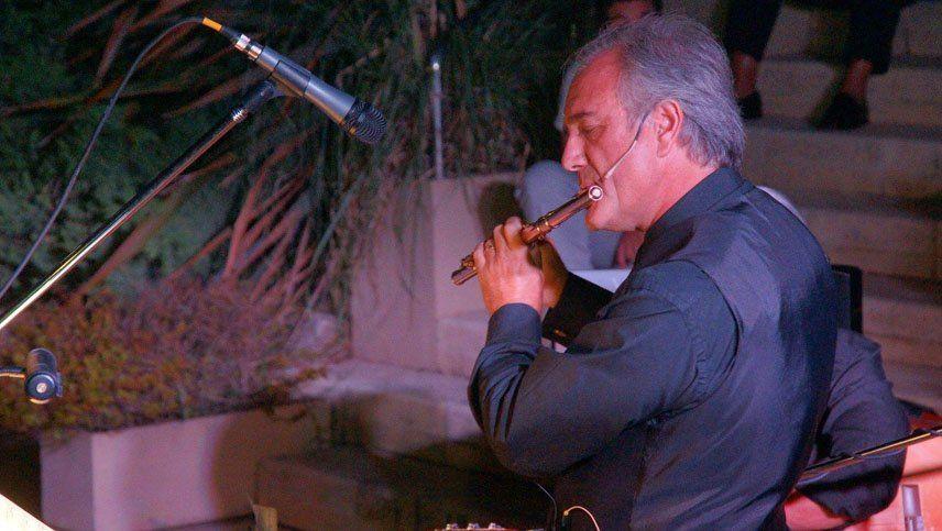Jorge de la Vega, el maestro mendocino de la flauta, recibirá un Premio Konex