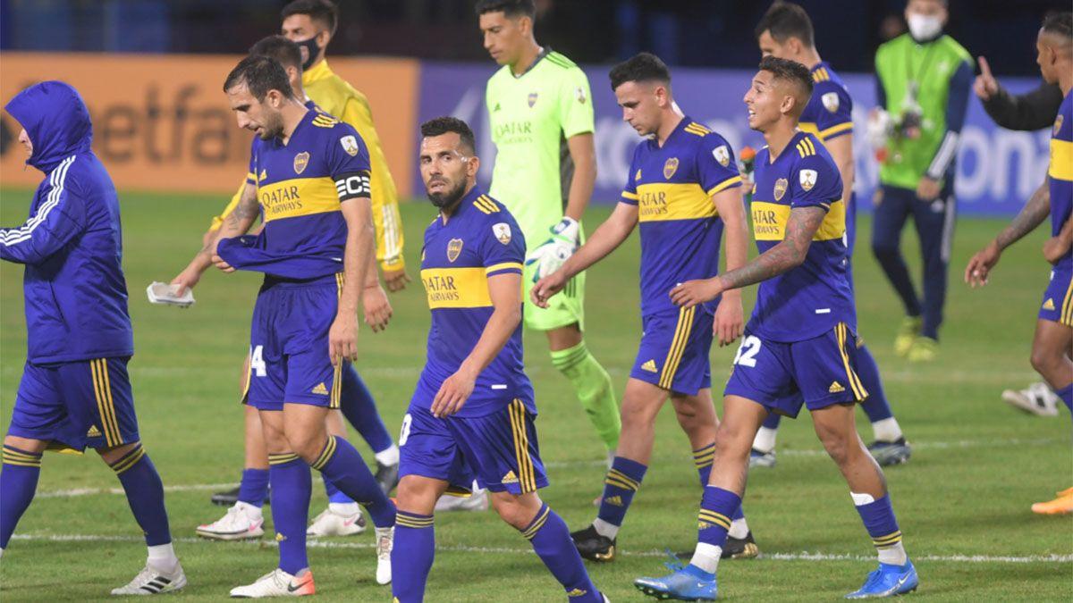 Qué necesita Boca para llegar a octavos de la Libertadores