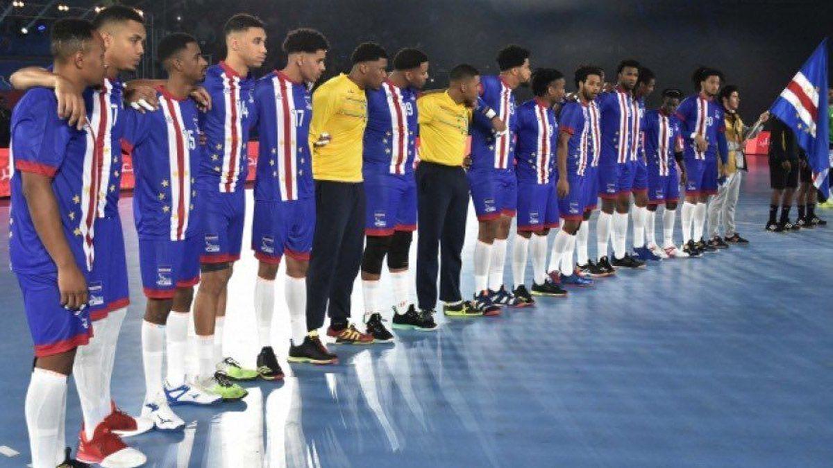 Cabo Verde y un momento atroz en el Mundial de Handball