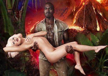 El desnudo de Lady Gaga