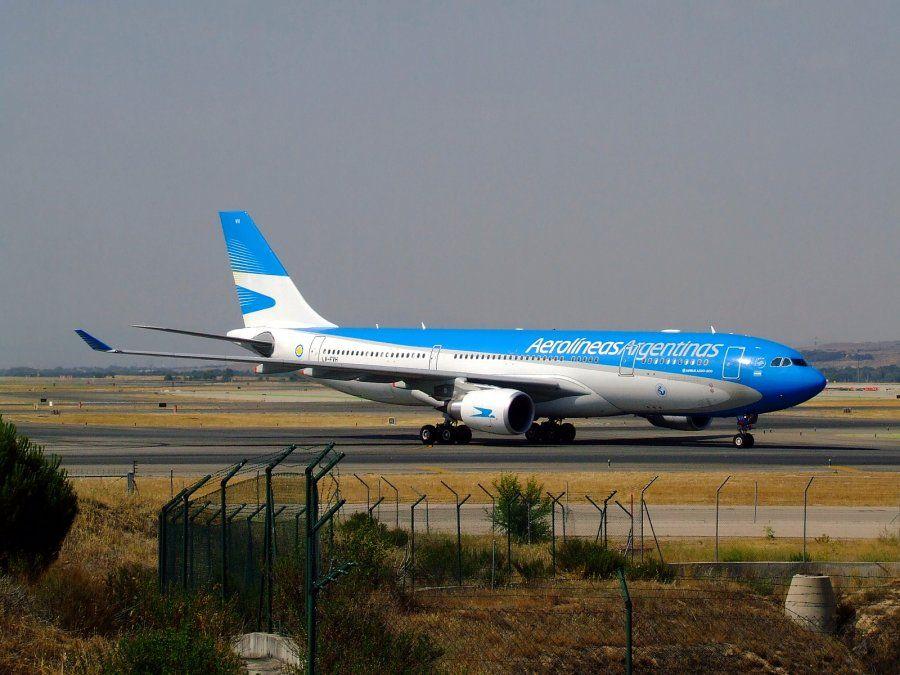 La conexión aérea San Pablo-Mendoza tendrá dos vuelos semanales a partir de agosto