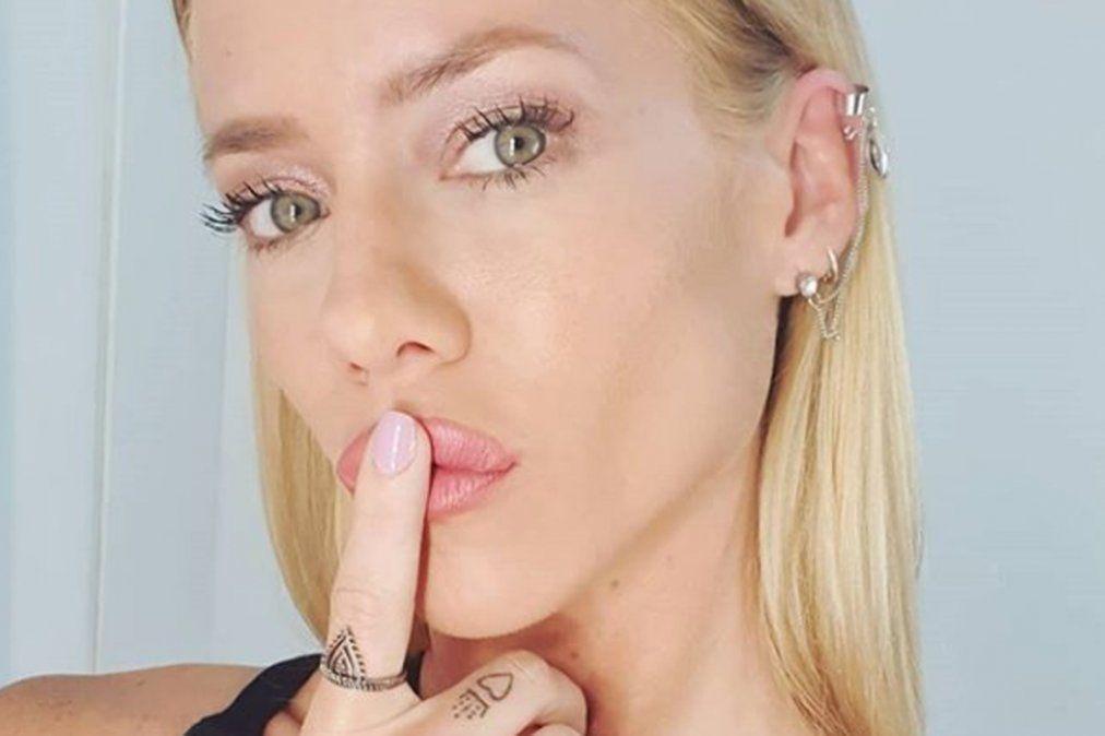 Nicole Neumann hizo topless y la compararon con Mica Viciconte.