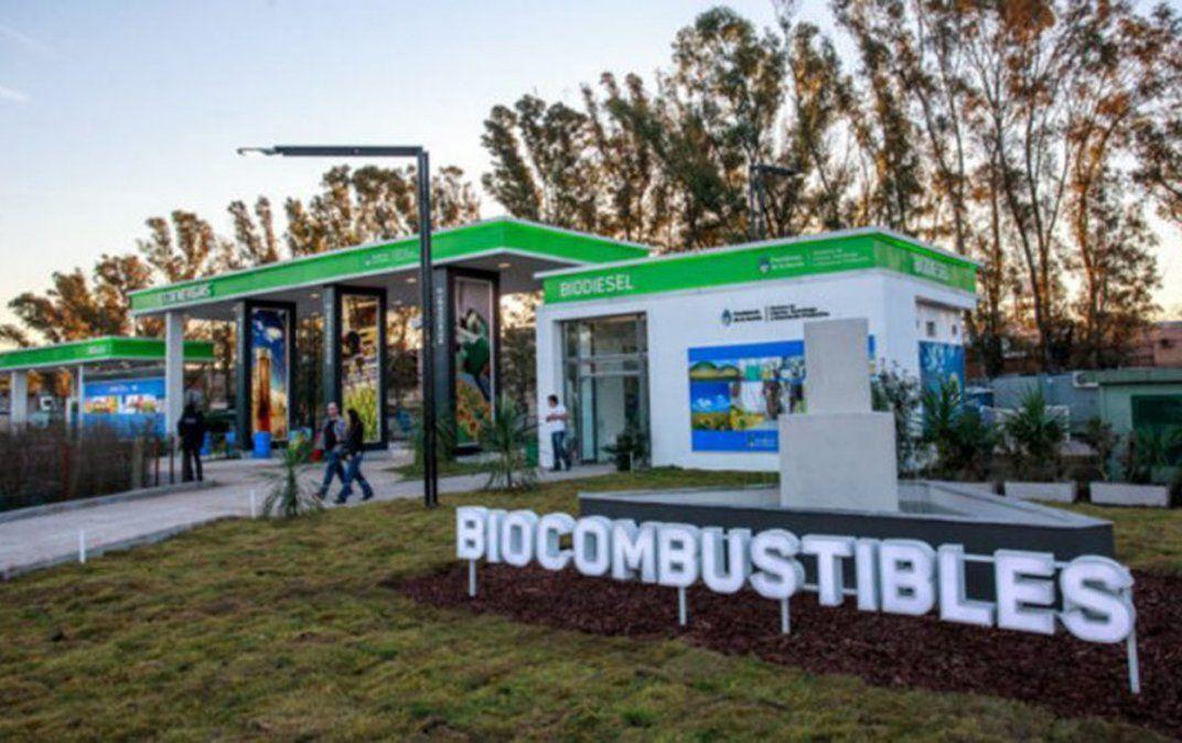 Gobierno prorrogó la vigencia de la Ley de Biocombustibles
