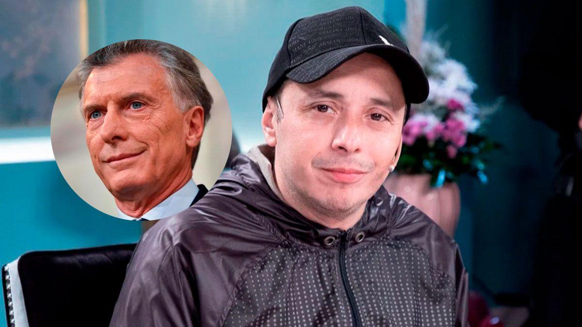 Mauricio Macri aceptó el pedido de El Dipy