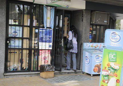 Se llevaron 1.500 pesos de un minimarket de Ciudad