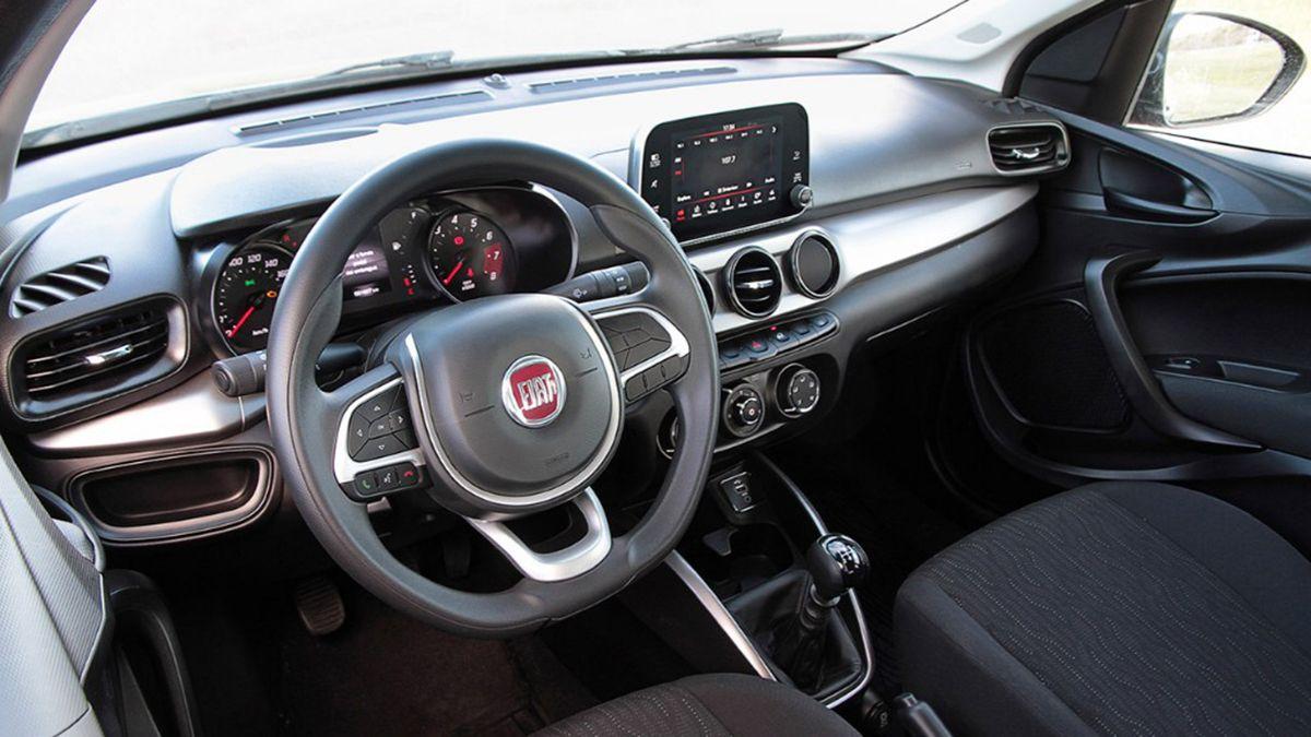 El Fiat Cronos figura al frente de los 10 autos más vendidos durante noviembre en Argentina.