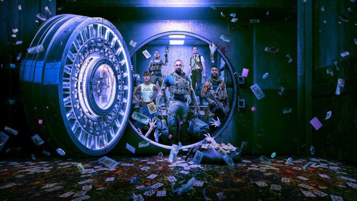 El ejército de los muertos: un espectáculo tan bizarro como irrelevante. El último estreno de Netflix.