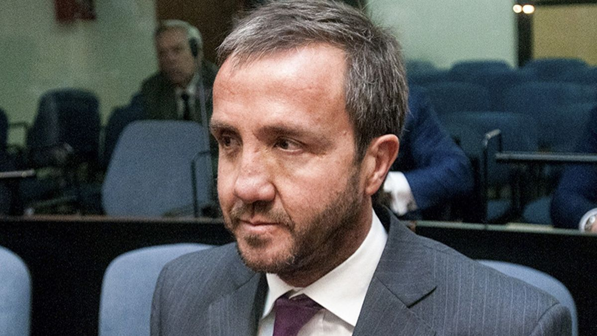 Alejandro Vandenbroele, acusado de ser el testaferro de Amado Boudou.