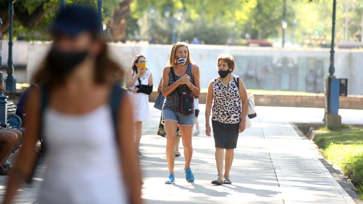 La cantidad de casos de coronavirus en Mendoza se mantiene prácticamente igual en los últimos días