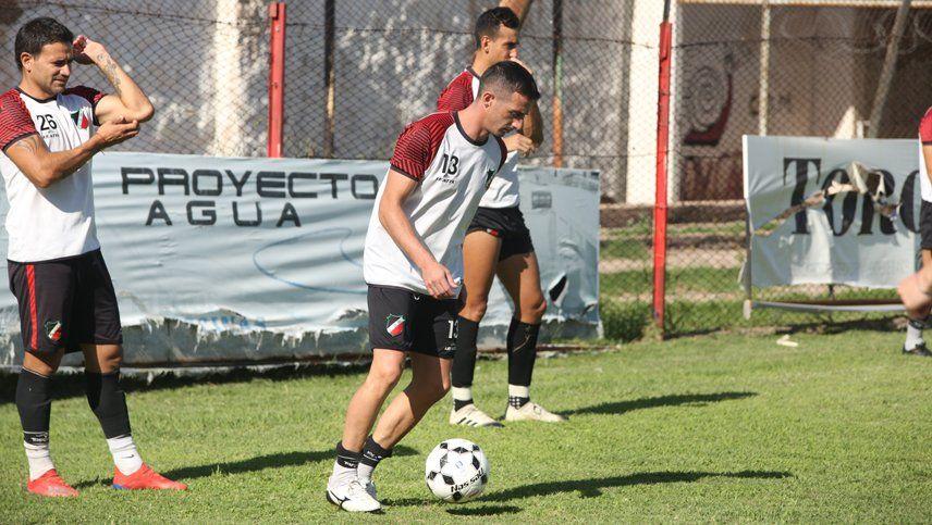 Neri Espinosa: Estoy tratando de recuperar el nivel que tuve en los primeros partidos