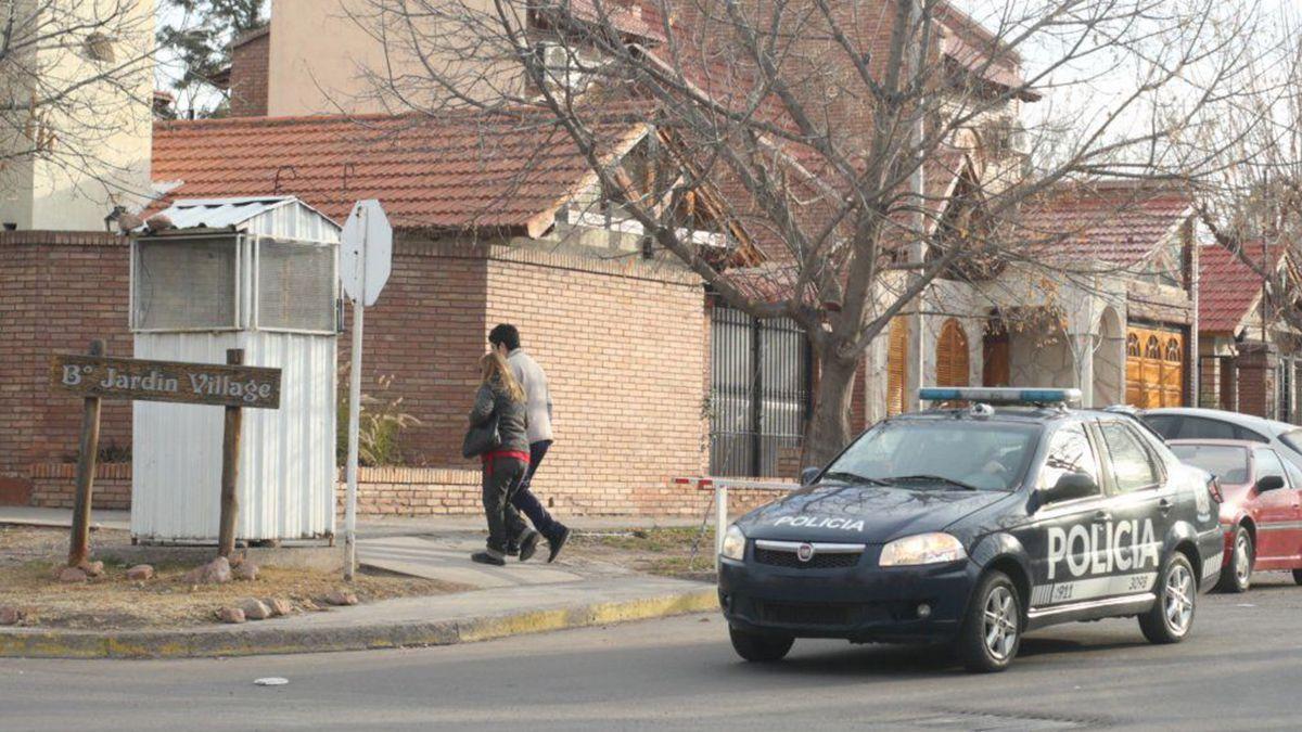 El barrio Village, donde intervino la banda de secuestradores.