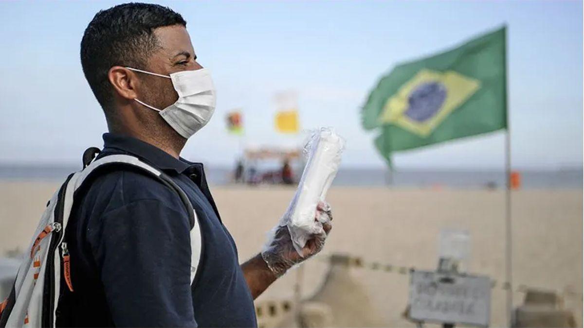La Sociedad Brasileña de Virología (SBV) bautizó a la nueva cepa como P.4.