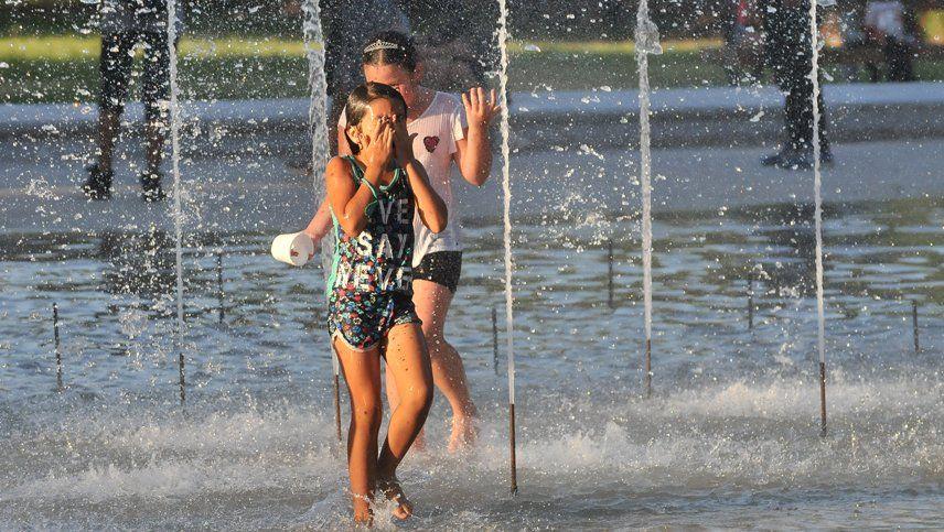 Se viene una nueva ola de calor para esta semana