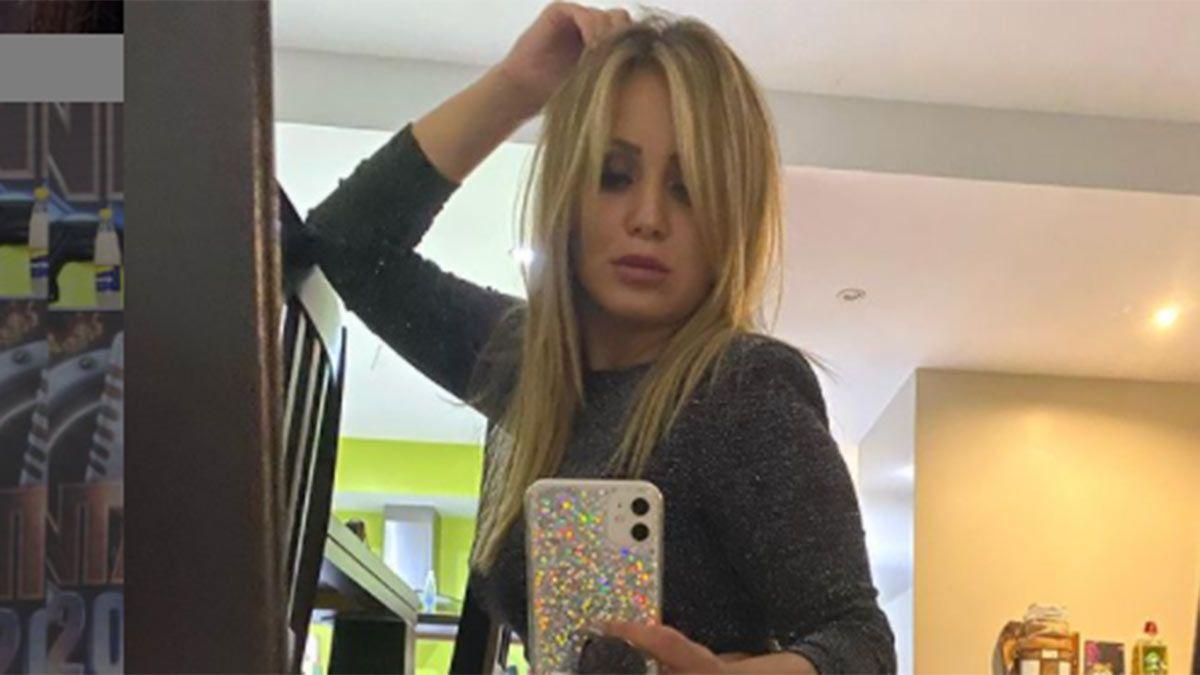 Karina La Princesita publicó unas fotos sexies en su Instagram.