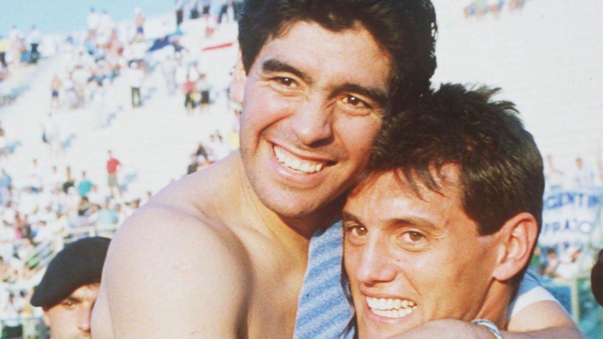 El llanto de Goycochea por la muerte de Maradona que emocionó a todos