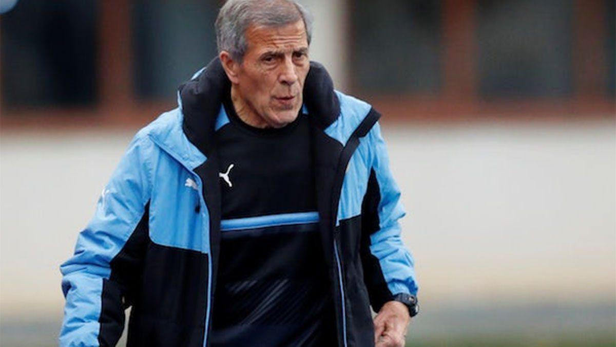 Uruguay tiene una baja fundamental para enfrentar a Argentina