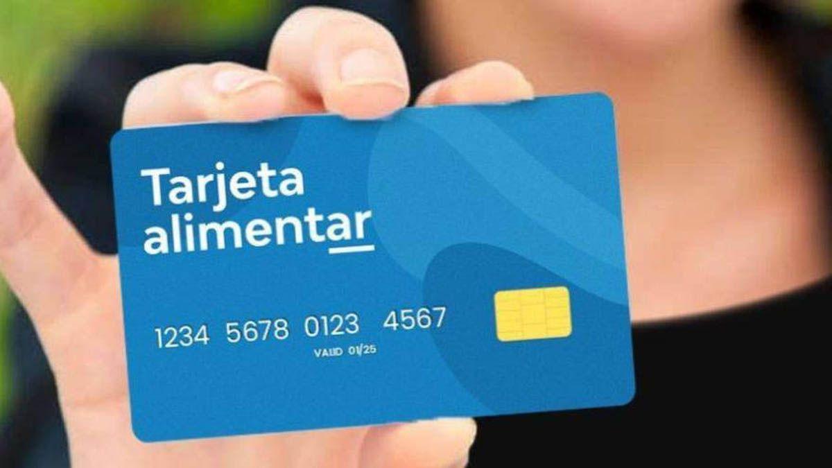 La tarjeta AlimentAR se viene con aumento