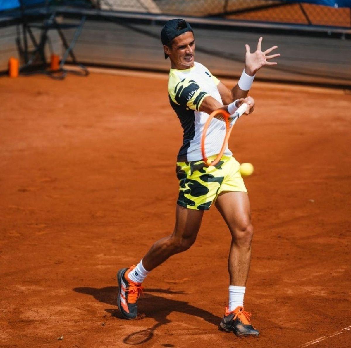 Federico Coria logró la mejor victoria de su carrera.