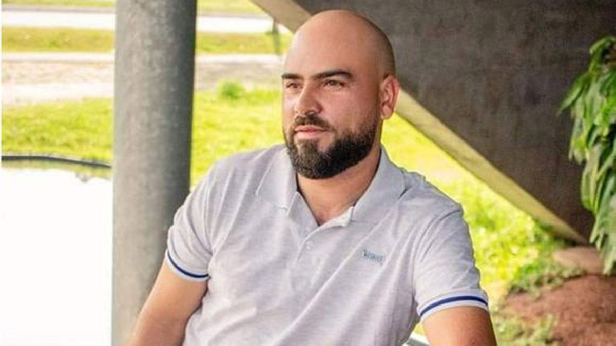 Gilson Do Nascimento falleció por la explosión de un barril de cerveza en su cumpleaños.