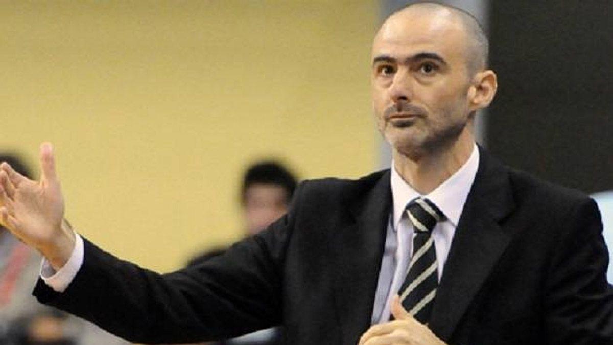 Gabriel Picatto es el nuevo DT de la Selección de básquet