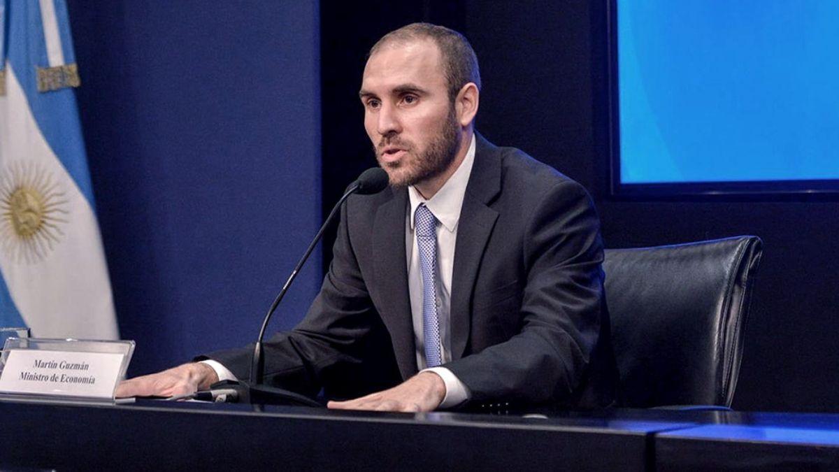 El ministro de economía de la Nación Martín Guzmán analizó la inflación en la Argentina.