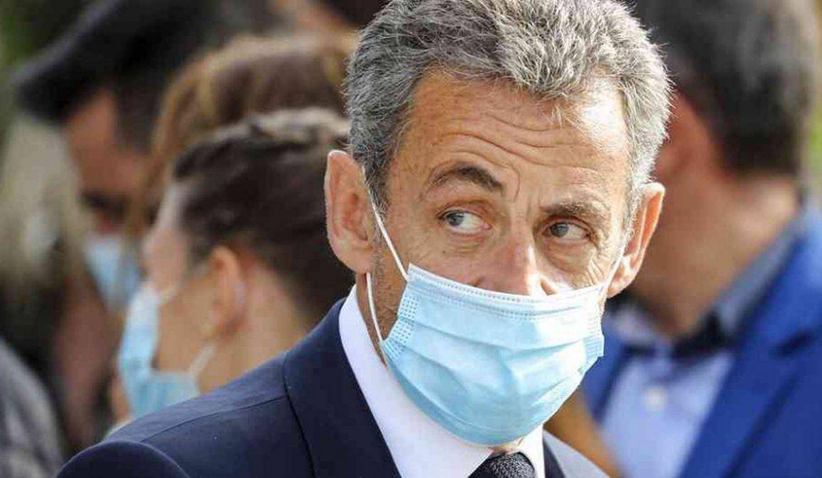 Sarkozy: No puedo aceptar ser condenado por algo que no hice