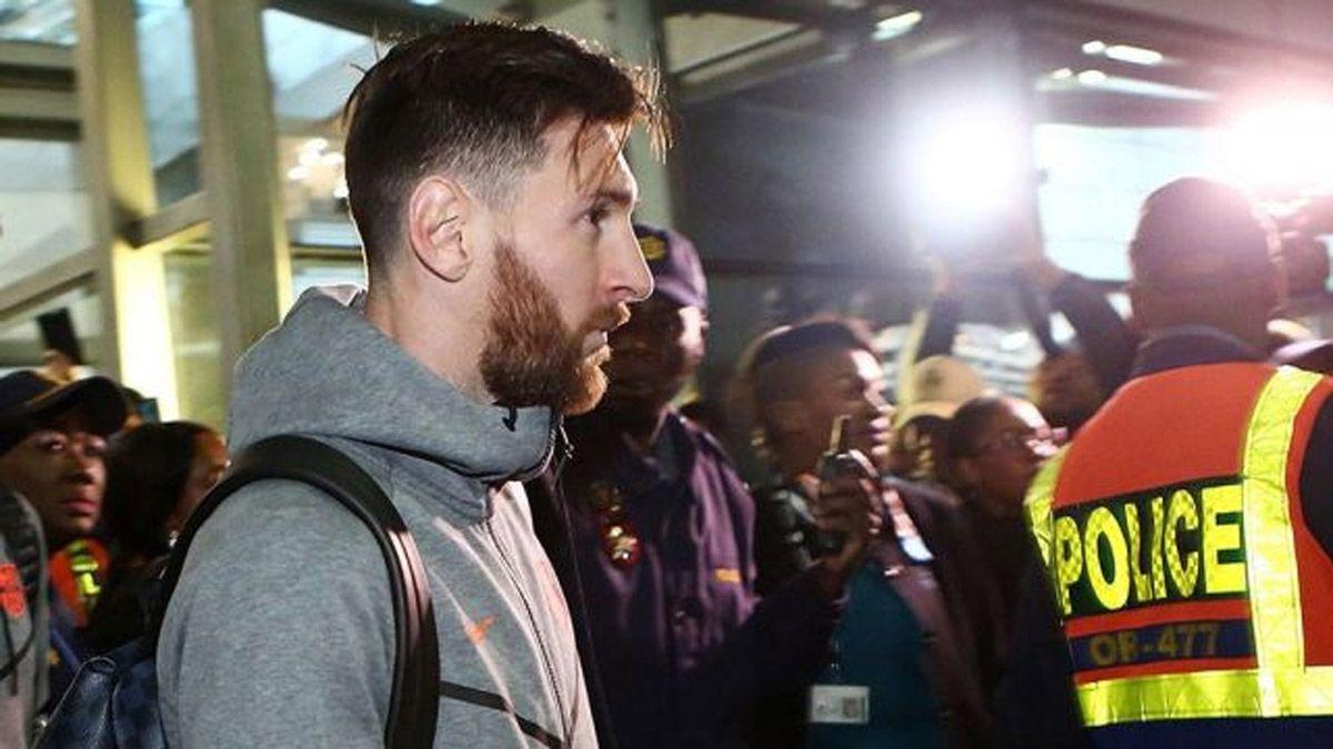 La salida de Messi será un daño tremendo para la Liga