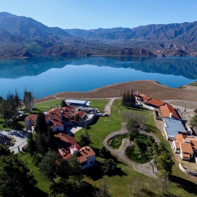 El llamado a concurso para la concesión de la zona del Perilago de Potrerillos supone la explotación de hasta 50 años de esa zona.