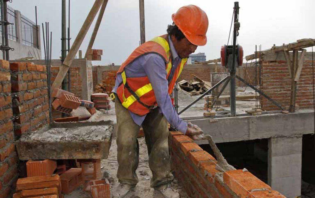 La línea destinada a la inversión en la construcción es la que más creció en el programa Mendoza Activa.