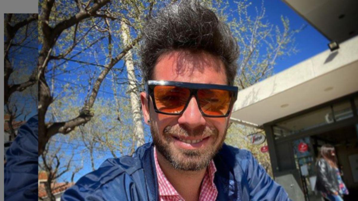 Maxi Poloni es un conocido DJ en Mendoza.