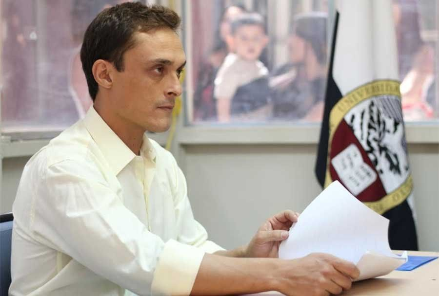 El sangriento doble crimen que cometió el primer abogado egresado en el penal