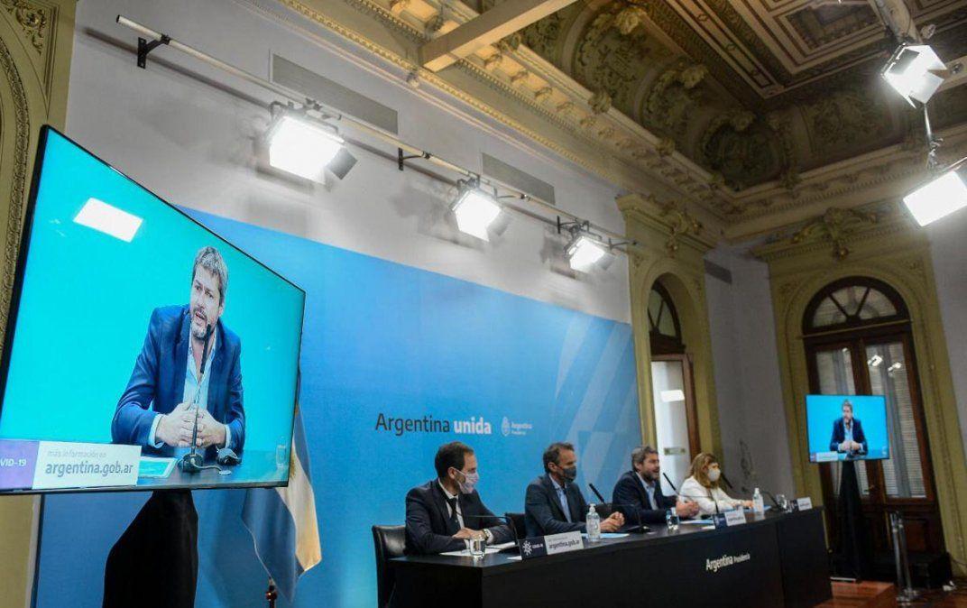 Verano 2021: módulos sanitarios para San Rafael y Tunuyán