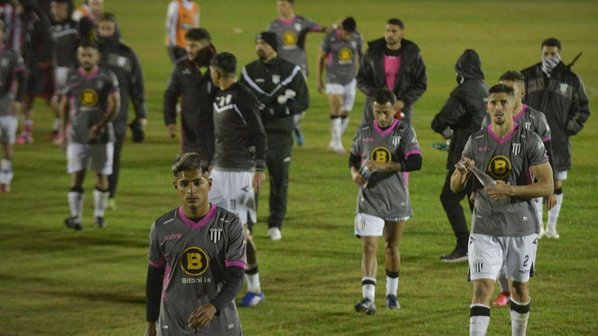Diego Pozo no le quitó méritos al empate del Lobo