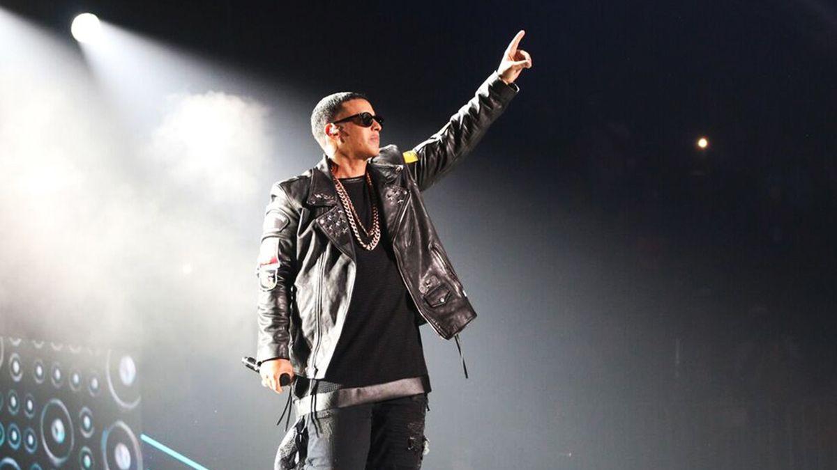 Daddy Yankee fue uno de los grandes ganadores de los Billboard Latinos.