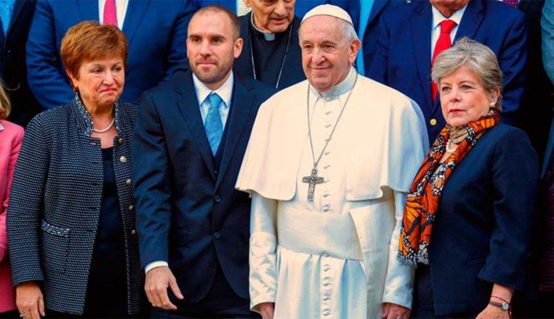 Martín Guzmán será recibido en el Vaticano por el Papa Francisco