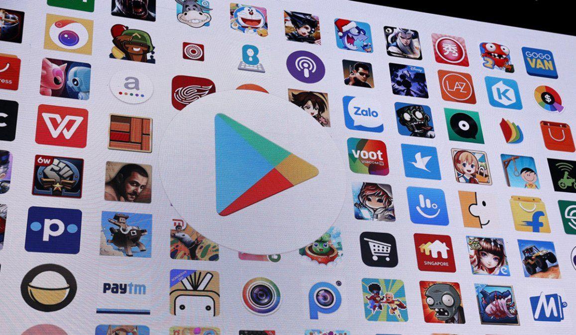 Hay aplicaciones en la tienda de Android que se muestran como juegos inofensivos