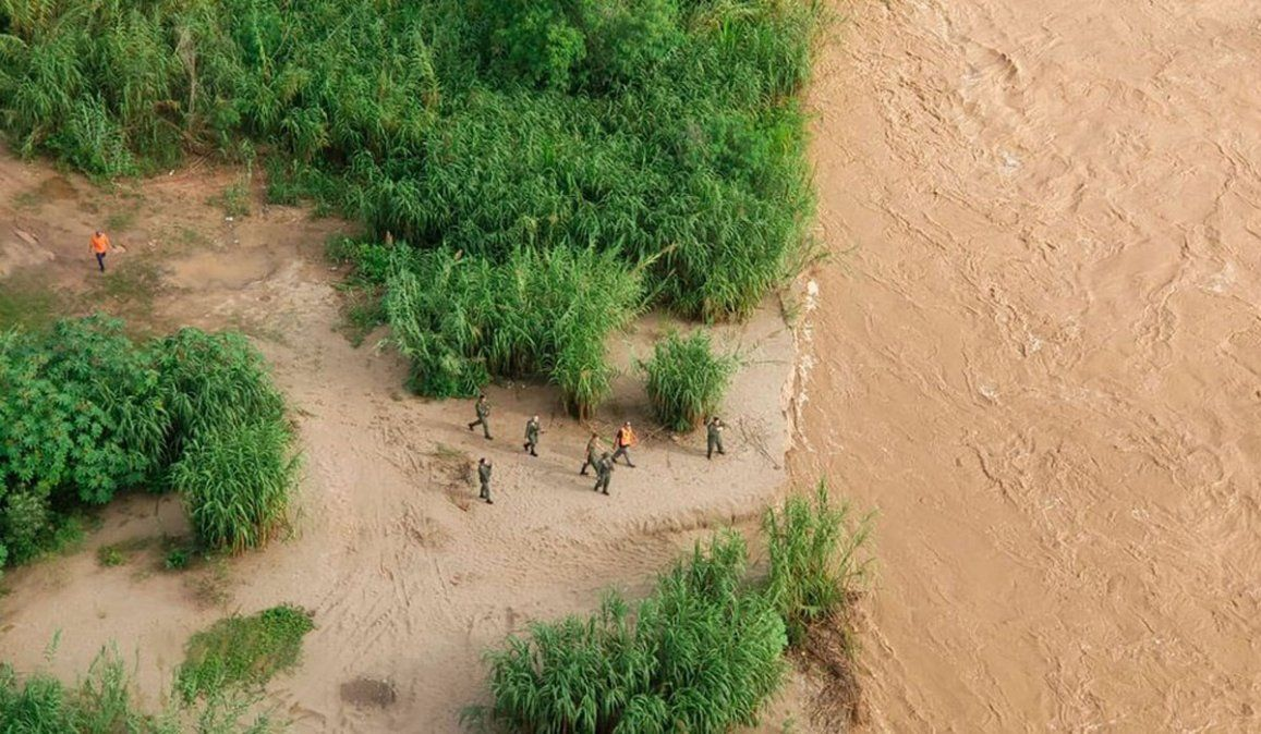 Los bebés siguen desaparecidos: hallaron otro cuerpo en el Río Bermejo