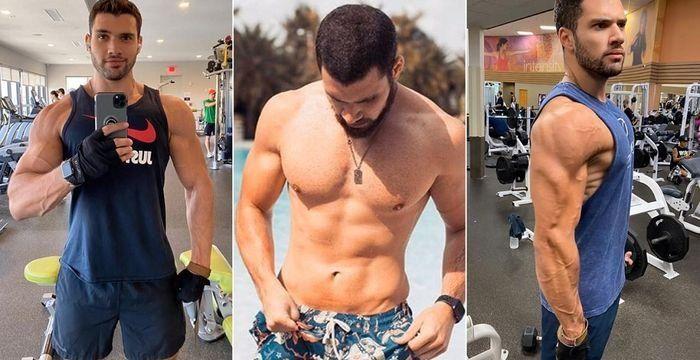 ¡A pura grasa! John Fort reveló la dieta que siguió para su impresionante transformación física