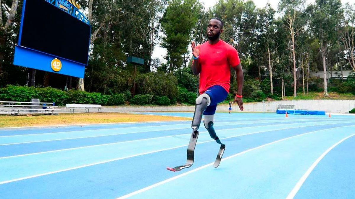 El TAS Impide a atleta amputado competir en Tokio